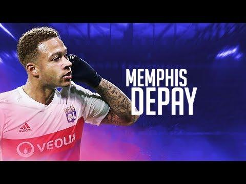 Memphis Depay - Goal Show 2018/19 - Best Goals For Olympique Lyon