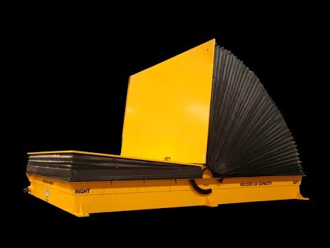 Titan 163738 100,000 lb Capacity Mold Upender