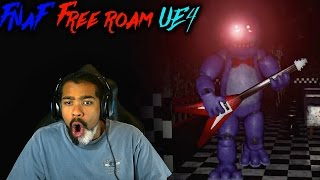 FREDDY AND BONNIE ALWAYS HATIN'!! | Five Nights at Freddy's 1 [UNREAL ENGINE 4 VERSION]