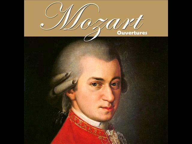 Mozart - Opera Ouvertures: The Magic Flute, Idomeno, Lo Sposo Deluso, Bastien und Bastienne