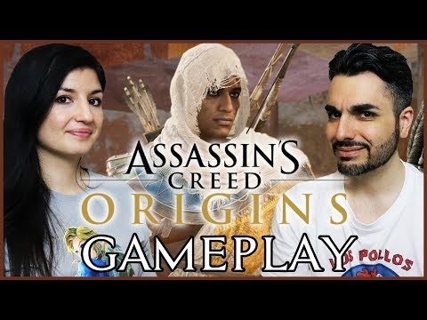 ASSASSIN'S CREED ORIGINS: IL NOSTRO PRIMO GAMEPLAY! Su Xbox One X!