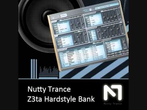 nutty trance hardstyle soundset sylenth1