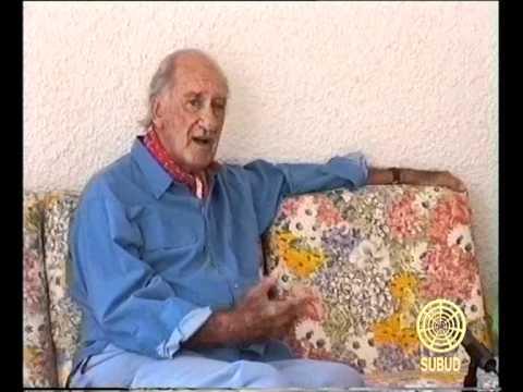 SUBUD   Ronimund von Bissing & Simon Guerrand   Interview  in 1996   1st part of 6   flv