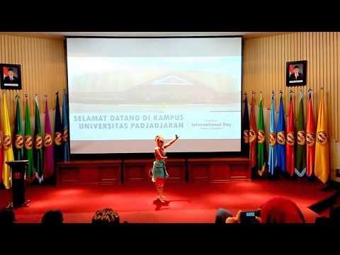 Jaipong Dance Sonteng Marina UNPAD 2017
