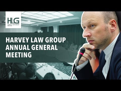 HARVEY LAW GROUP ANNUAL GENERAL MEETING 2018 » PHNOM PENH — CAMBODIA