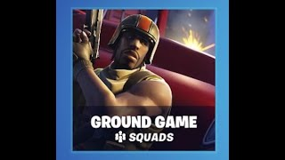 Fortnite Chapter 2 Season 6 - Part 10 - Ground Game [Online Players]