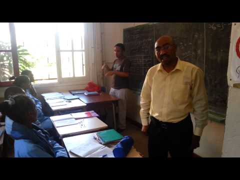Utveklingsprogrammet Connect har dette som praksisplass på Madagaskar