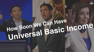 Ro Khanna And Andrew Yang Talked About UBI And Stimulus Bill