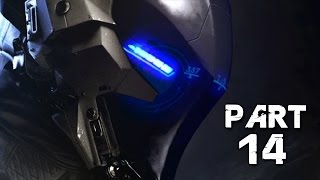 Batman Arkham Knight Walkthrough Gameplay Part 14 - Arkham Knight (PS4)
