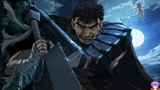 Crunchyroll To Stream Berserk in Summer of Anime 2016 & New Key Visual Revealed