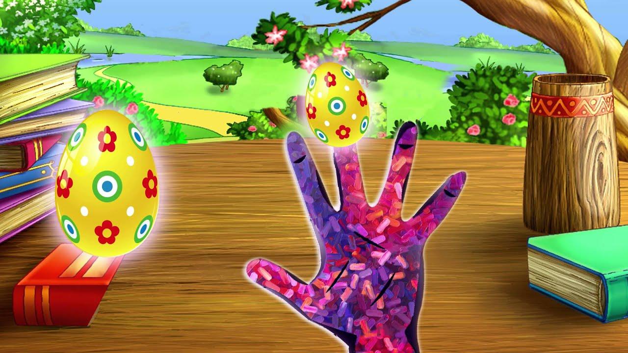Finger family collection 7 finger family songs - Eggs Finger Family Collection 7 Finger Family Songs Daddy Finger Nursery Rhymes
