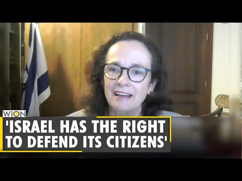 We are not targeting residential homes, but terrorist infrastructure says Rony Yedidia | Israel-Gaza