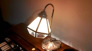 Lighting updates in my house (LED, CFL, preheat, vintage/antique lamps)