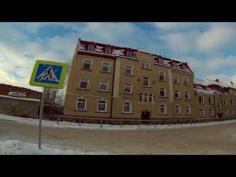 Зимний Черняховск