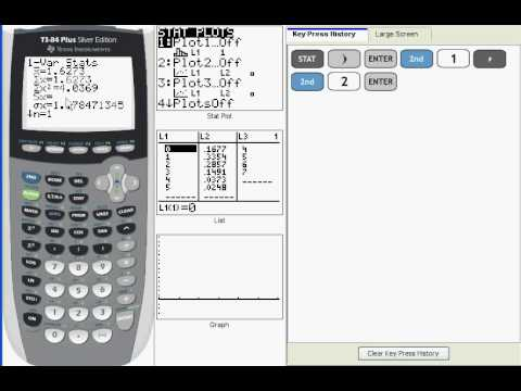 Ti 8384 discrete probability distributions v03 youtube ccuart Images