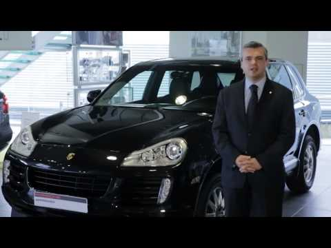 Μεταχειρισμένα αυτοκίνητα Porsche με την εγγύηση του προγράμματος Porsche Approved