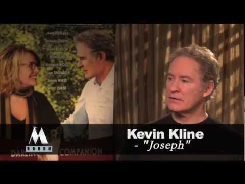 DARLING COMPANION - Kevin Kline interview