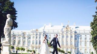 видео Свадебное агентство по организации свадьбы Апельсин Wedding Company в Санкт-Петербурге
