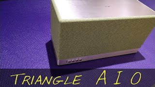 Triangle AIO _(Z Reviews)_ Luxury Furniture that Sounds Great