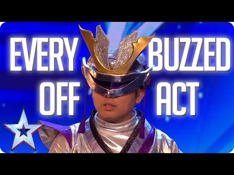 EVERY BUZZED OFF ACT IN 2018 PART 1 | Britain's Got Talent