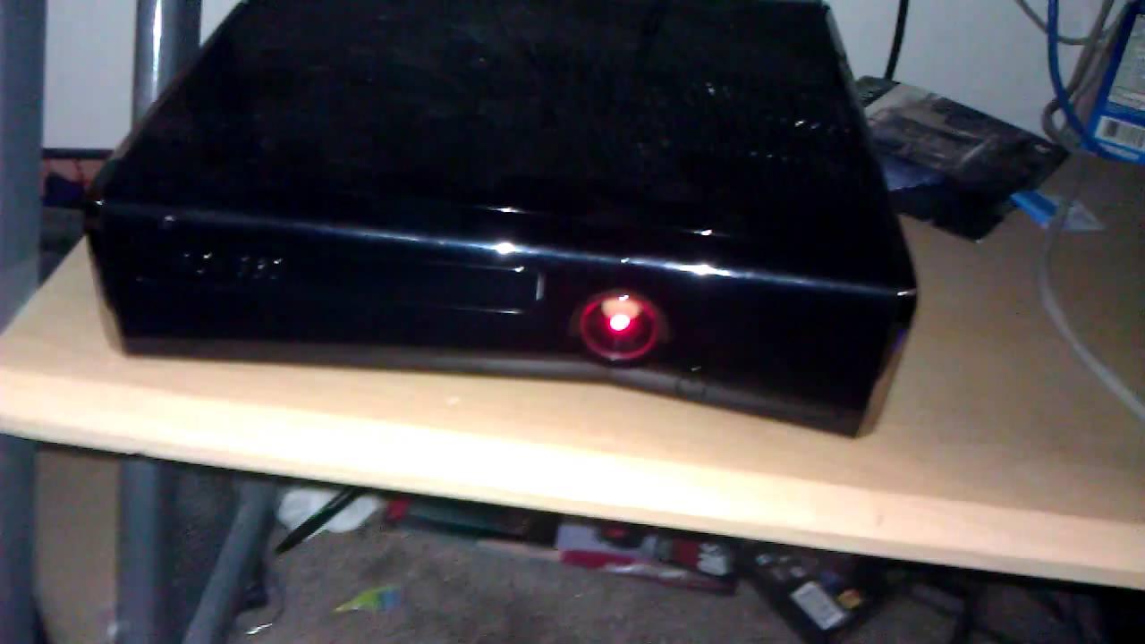 xbox 360 slim blinking red light youtube