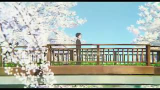 "/AMV/ Koe No Katashi = ""Just a Dream"" by Nellie - Sam Tsui & Christina Grimmie"