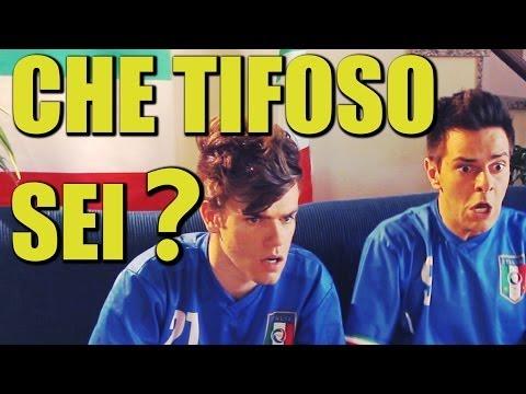 CHE TIFOSO SEI? - MONDIALI 2014 - iPantellas feat. Nirkiop