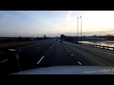 BigRigTravels LIVE! Amherst, Ohio to Loganton, Pennsylvania Interstate 80 East-Dec. 19, 2017