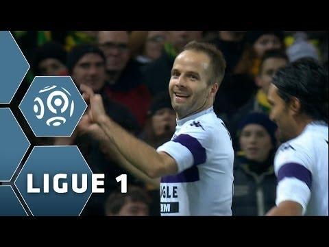 But Etienne DIDOT (55') - FC Nantes-Toulouse FC (1-2) - 14/12/13 (FCN-TFC)