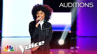The Voice 2018 Blind Audition - Fousheé: