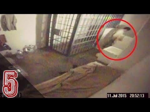 5 Fughe Di Prigione Riprese Dalle Telecamere Di Sicurezza