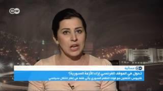 أشواق عباس: هل يمكن تنظيم انتخابات رئاسية في الرقة ودير الزور؟