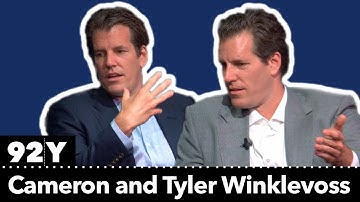 Cameron and Tyler Winklevoss: Cryptocurrency and the Future of Money