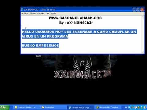 programa camuflador virus
