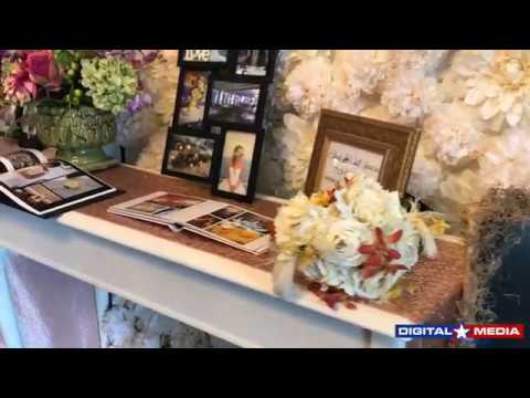 Old Town Spring, Texas Wedding Venue Hochzeit Hall Open House Tour
