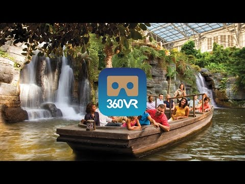 360 Gaylord Opryland, Delta Boat Tour
