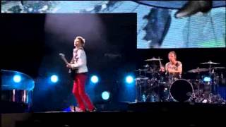 MUSE - Panic Station Live at Rome Olympic Stadium [HD]