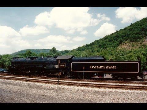 Reading T-1 2102 Railfan Weekend Prep (1991)