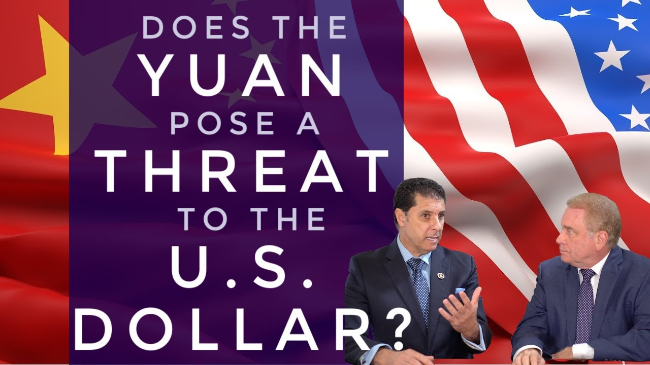 Will the Chinese Yuan Dethrone the Mighty $$?
