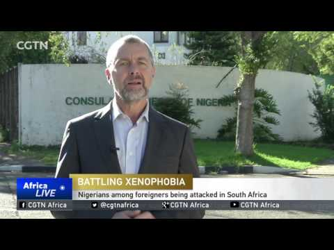 Nigerian foreign minister due in South Africa for talks