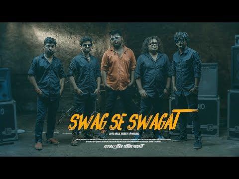 Swag Se Swagat Song | Tiger Zinda Hai | Salman Khan | katrina Kaif | Cover Video By @Anuraag | 4K