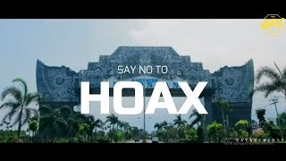 Cover images SAY NO TO HOAX (Saring Baru Sharing) || GKC CHANNEL