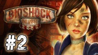 Bioshock Infinite Walkthrough - Part 2 Devil