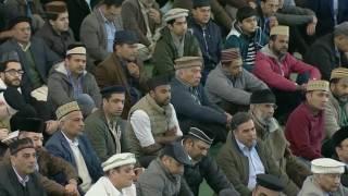 La transmission du message de Islam - sermon du 28-04-2017