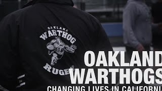 Brotherhood and responsibility | The Oakland Warthogs