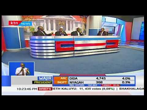 Analysis of NASA's claim on Raila Odinga winning elections