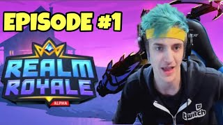 *RIP* FORTNITE? (Realm Clips #1)