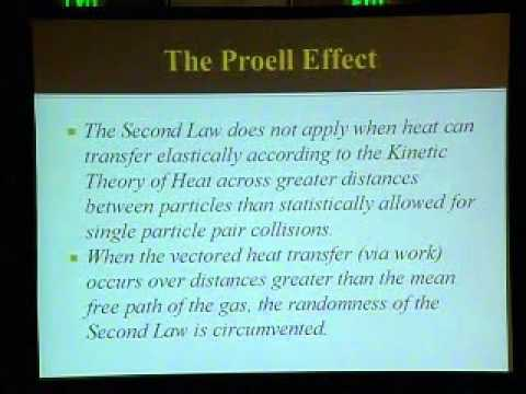 SSE Talks - Proell Effect, Energy Devices, Maxwell's Demon - Kenneth Rauen