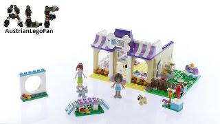 Lego Friends 41124 Heartlake Welpen-Betreuung - Lego Speed Build Review