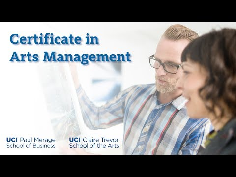 Certificate In Arts Management Executive Education Youtube